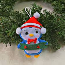 35 Christmas Tree Decoration Ideas by Penguin Christmas Tree Decorations Part 35 Blue And White
