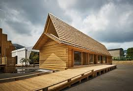 how to go about building a house airbnb go hasegawa s yoshino cedar house vision to become bookable