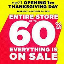 take 30 in store only at rue21 with this coupon valid