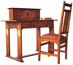 Arts And Crafts Writing Desk Arts And Crafts Antique Furniture Checklist Database