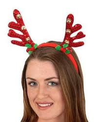 reindeer antlers headband reindeer antlers headband with bells candy apple costumes