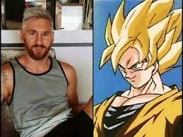 Memes De Lionel Messi - lionel messi se ti祓e el cabello y es el blanco de memes