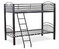 Iron Bunk Bed Metal Bunk Bed Made Of Solid Wood With Painting And Steel