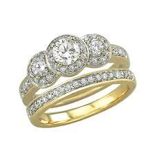 wedding ring depot diamond wedding set wedding rings depot