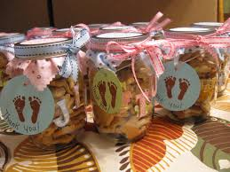favors i made for vanessa u0027s baby shower mason jars filled with