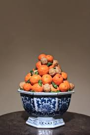 decorative fruit bowl late 20th century french ceramic fruit bowl decorative items