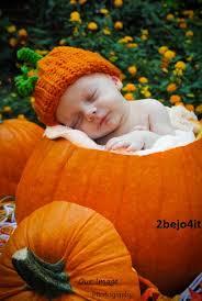 3 6 Month Boy Halloween Costumes Newborn Infant Baby Boy Pumpkin Hat Crochet Costume