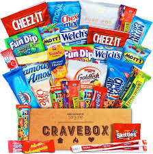 New Mom Care Package Amazon Com Collegebox Classic Snacks Care Package Chips
