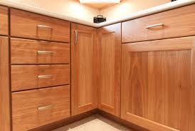 custom kitchen with natural red birch cabinets birch wood