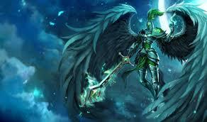 fiddlesticks guide viridian kayle league of legends lol champion skin on mobafire