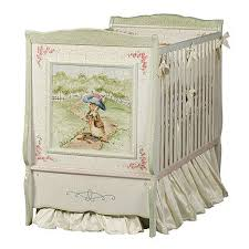 Enchanted Convertible Crib Enchanted Forest Crib And Nursery Necessities In Interior Design