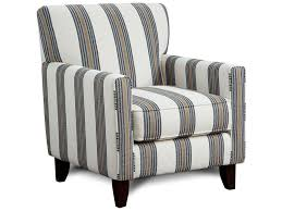 Contemporary Accent Chair Fusion Furniture 702 Contemporary Accent Chair Adcock Furniture