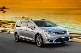 2017 Chrysler Pacifica First Drive Review Motor Trend