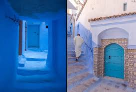 blue city morocco chefchaouen the blue city of morocco blue pearl of morocco