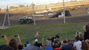 perth motorplex monster trucks pt1