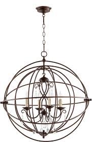 bronze dining room lighting lighting oil rubbed bronze 4 light globe chandelier for traditional