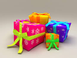 decorative gift boxes 3d model 3ds max files free