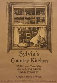 sylvia u0027s country kitchen online menu