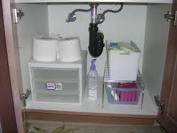 under bathroom sink storage designs cool modern under bathroom sink organizer all photos