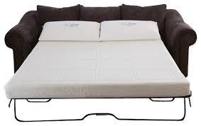 sleeper sofa with memory foam mattress stunning sleeper sofa mattress natures sleep gel memory foam in