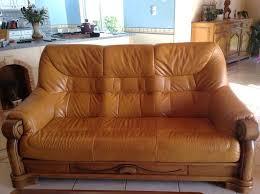 canapé cuir et bois rustique canape cuir et bois rustique canape cuir et bois canapacs dangle