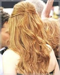 Hochsteckfrisurenen Halboffen Selber Machen by Half Up Half Hair Wedding Hair Pretty Hair Hair