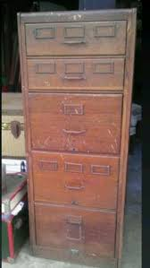 Antique Wood File Cabinet by Vintage Shaw Walker File Cabinet 1930s Vintage And Modern Cabinets