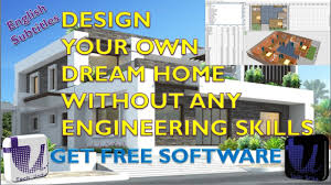 design your dream home all by yourself without any architecture