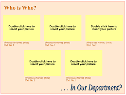 who is who flyer template microsoft word templates
