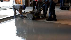 Industrial Concrete Floor Coatings Industrial Floor Coating Installation Mp4 Youtube