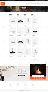 light house light store interior lighting decoration psd