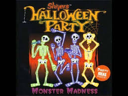 Monster Halloween Party Shivers Halloween Party Monster Madness Track 8 Drop Dead Ned