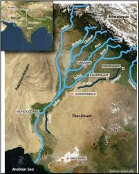 What Is Trellis Drainage Pattern Geography India Drainage System