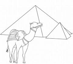 flag of egypt coloring page a child friendly introduction to egypt