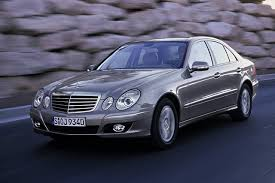 mercedes e class 2006 nhtsa investigating mercedes e class for airbags that fail to