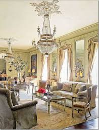 french living rooms with crystal chandeliers french style living