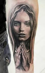 virgin mary pray tattoo ideas pinterest virgin mary tattoo