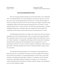 community service essay example examples of cover letters for