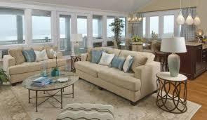 living room stunning elegant coastal open space living room