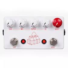 jhs delay jhs the milkman echo slap delay boost reverb