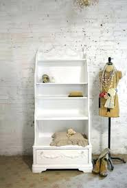 White Bookcase Melbourne Outstanding Large Painted French Bookcase In Original Condition