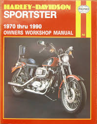 harley davidson sportster owners workshop manual haynes