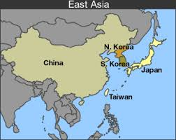 regional map of asia cnn