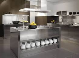 stainless steel island for kitchen 100 plus 25 contemporary kitchen design ideas stainless steel