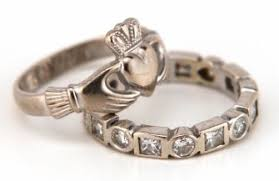 galway ring the ring is also known as the claddagh ring after the