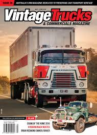 volvo trucks for sale in australia vintage trucks commercials may june 2016 by augusto dantas issuu