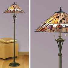 Stained Glass Floor Lamp Stained Glass Floor Lamp Shapes U2014 All About Home Design Stained