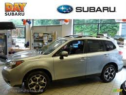 subaru forester touring xt 2014 subaru forester 2 0xt touring in ice silver metallic 433200