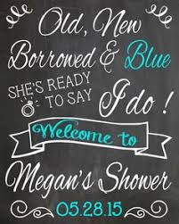 Chalkboard Wedding Sayings Items Similar To Bridal Shower Sign Chalkboard On Etsy Wedding