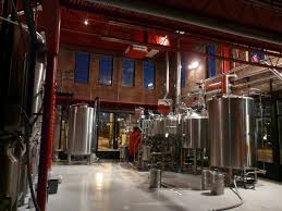brewery interior credit mother earth brewing all grain